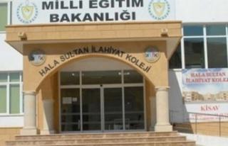 Hala Sultan İlahiyat Koleji Okul Aile Birliği Başkanı...