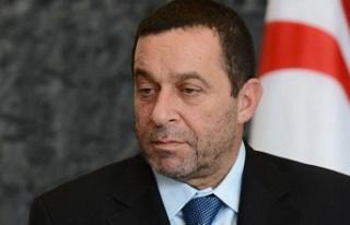KKTC Hükümetinde ilk istifa! Serdar Denktaş görevinden...