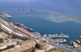 KKTC limanlarına ambargo yok