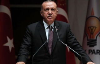"""Erdoğan: """"En kötü şuradan şurası, bir şey..."""