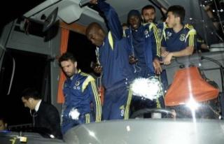 Fenerbahçe otobüsüne düzenlenen silahlı saldırıda...