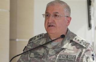 Genelkurmay Başkanı Güler'den Akit TV ile...