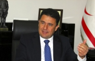 UBP Genel Sekreteri Saner Oldu