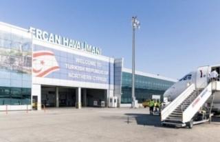 100 bin dolarla Ercan'dan çıkmaya çalıştı