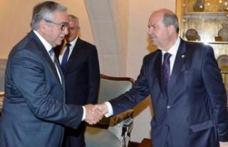 Akıncı - Tatar görüşmesinde, Ekonomik Protokol...