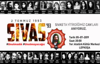 ALEVİ KÜLTÜR MERKEZİ, SİVAS-MADIMAK'TA YİTİRİLEN...