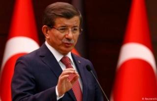 Davutoğlu: Parti kurmak bölücülük değildir