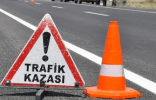 İNÖNÜ'DEKİ KAZADA 15 YAŞINDAKİ HASAN KUSETOĞULLLARI...