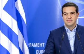 """Tsipras: """"Türkiye'nin Akdeniz'deki..."""
