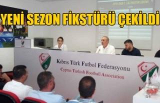 2019 - 2020 Futbol Sezonu Fikstürü Çekildi