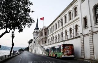'Kuleli Askeri Lisesi binası Araplara satıldı'...