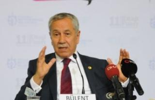 Arınç: Ahmet Türk'ün terörle alakası yoktur,...