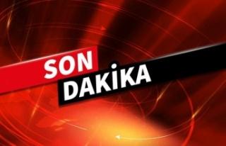 Girne'de askeri cephanelikte patlama meydana...