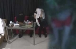 Girne'de iki kadını 'pazarlayan'...