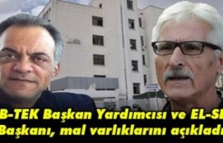 KIB-TEK Başkan Yardımcısı ve EL-SEN Başkanı,...