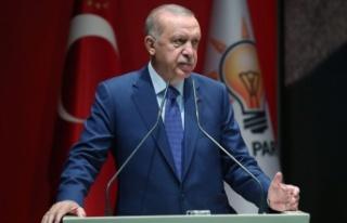 TC Cumhurbaşkanı Erdoğan'dan çarpıcı Kıbrıs...