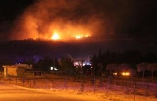 Turistler ve vatandaşlar: Patlama sırasında büyük...