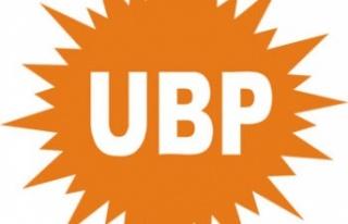 UBP: Akıncı, Kıbrıs konusunda yanlış politika...