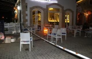 Gazimağusa'da olaylı gece