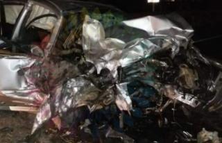 Kara Pazar: Turunçlu'da feci kazada 3 kişi...
