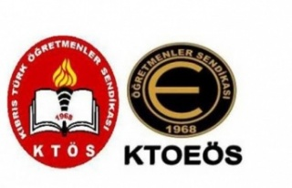KTOEÖS, pazartesi Erenköy Lisesi'nde uyarı grevi...