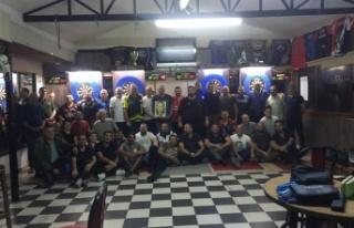 Halil Şendilli darts turnuvası ile anıldı