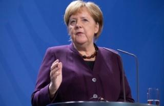 Merkel'den Barış Pınarı Harekatı'na...