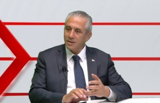 Taçoy'dan Cumhurbaşkanlığı seçiminde ikinci...