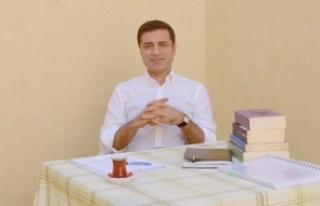 CHP, sağlık sorunları yaşayan Demirtaş'ı...