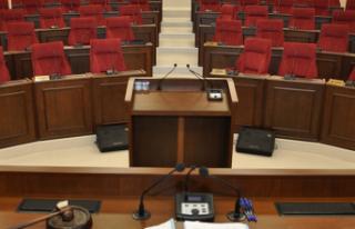Cumhuriyet Meclisi Genel Kurulu, 2020 yılının ilk...