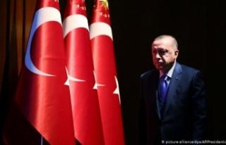 Erdoğan Türk askerinin Libya'ya intikal etmeye...