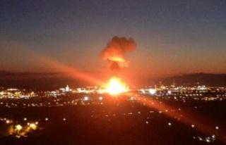 İspanya'da kimya fabrikasında patlama: Çok...