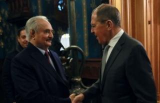 Lavrov: Almanya'ya Libyalı tüm tarafları Berlin...