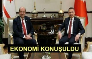 Ankara'da Zirve