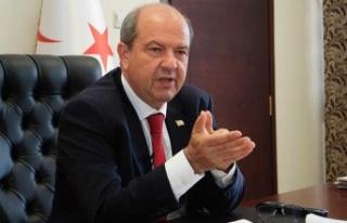 """Başbakan Tatar: """"Panik yapmadan mücadeleye katkı..."""