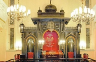 İstanbul'da 3'ü dışında sinagoglar...