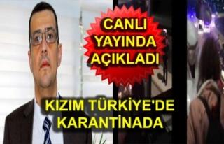 Mustafa Sofi canlı yayında açıkladı