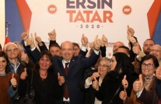 Tatar: Cumhurbaşkanlığı seçimi bir duruş, bir...