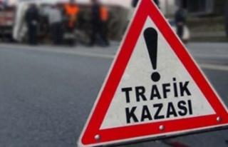 Yayalara Çarptı: 4 kişi yaralandı