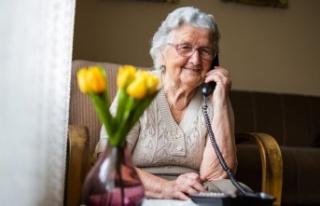 İskele Belediyesi'nde 65 yaş üstü vatandaşlara...