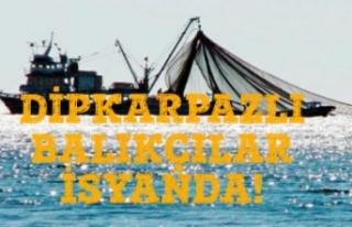 Büyük balıkçı tekneleri bölge halkını tedirgin...
