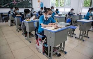 Çin'de Salgının Başlangıç Yeri Olan Hubei...