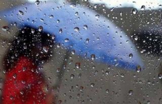 Cuma Ve Cumartesi Yağmur Bekleniyor…
