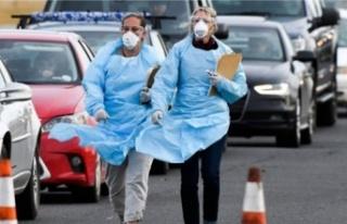 İtalya'da Bir Günde 236 Kişi Öldü, Vaka Artışı...