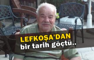 Lefkoşa'dan bir tarih göçtü