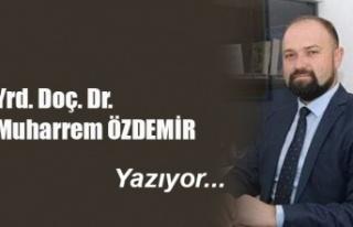 Muharrem Özdemir'den Duygu Yüklü Yazı: Annen...