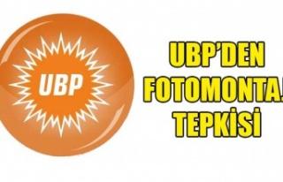 UBP: Fotomontajın, Karikatürle, Sanatla Uzaktan...