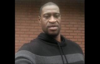 ABD'de gözaltına alınırken öldürülen Floyd'un...