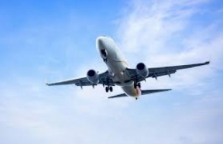 Ercan Havalimanı'ndan Antalya Havalimanı'na...