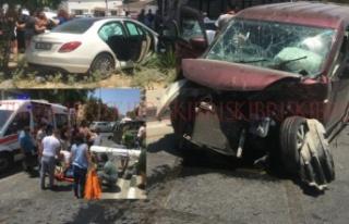 KKTC'de son bir haftada 38 trafik kazası meydana...